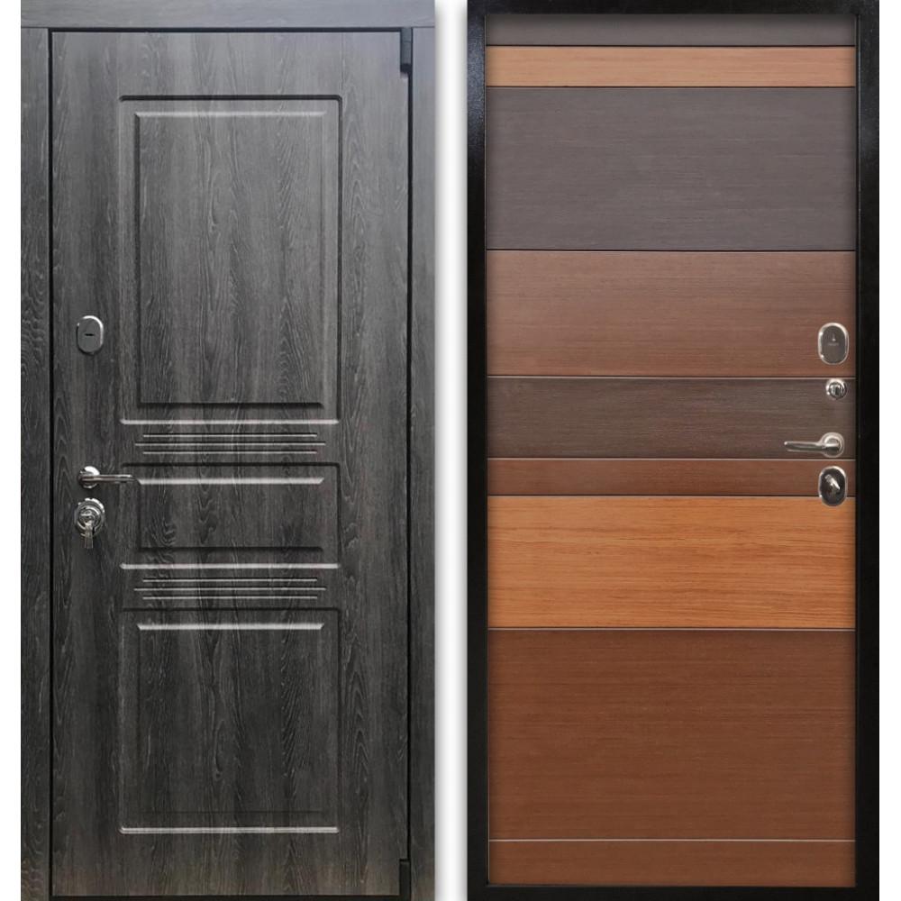 Входная металлическая дверь Люкс 184