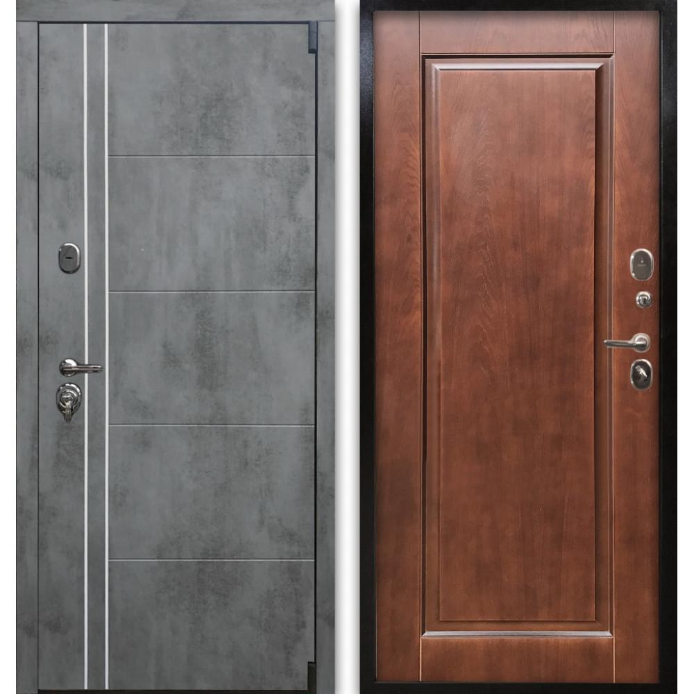 Входная металлическая дверь Люкс 186