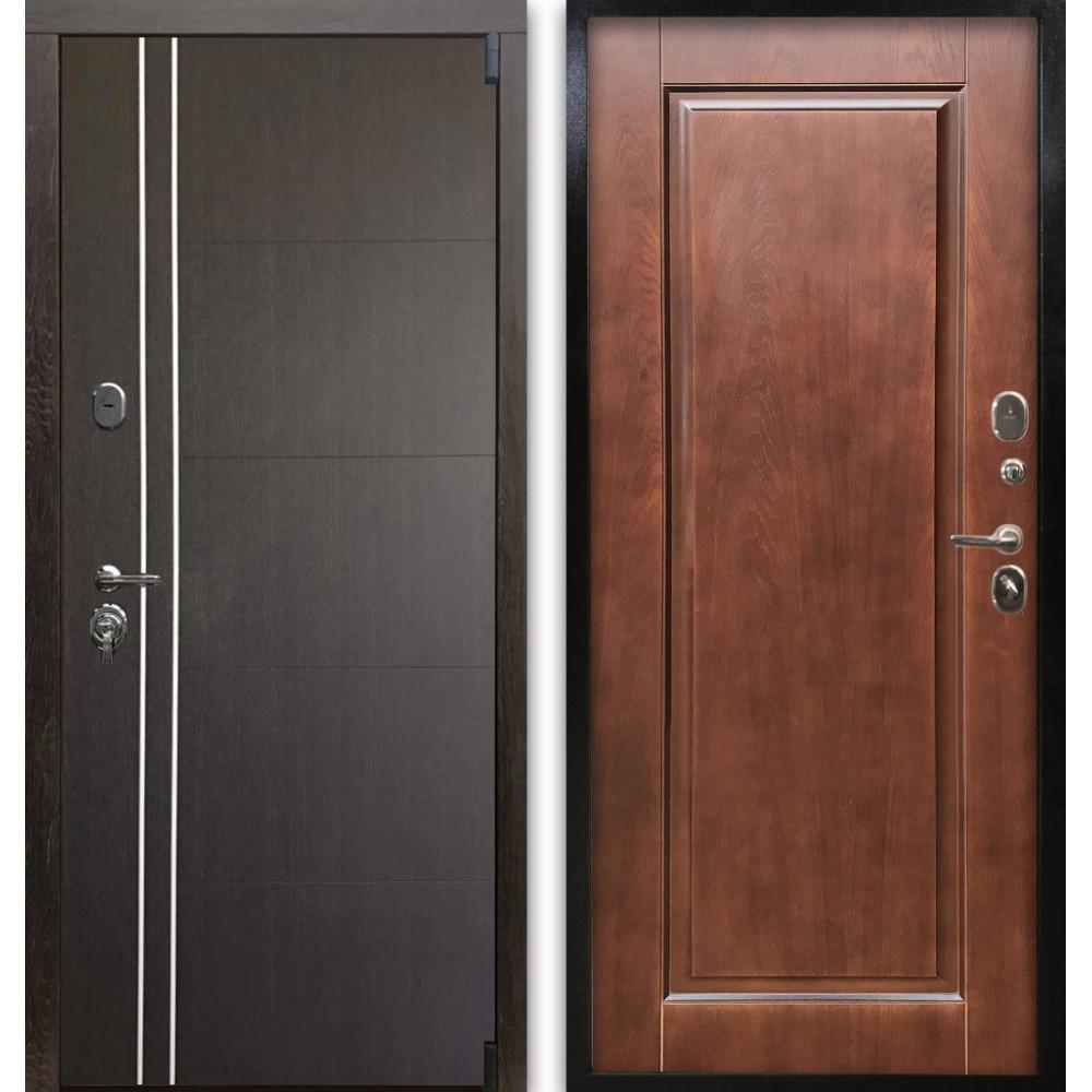 Входная металлическая дверь Люкс 188