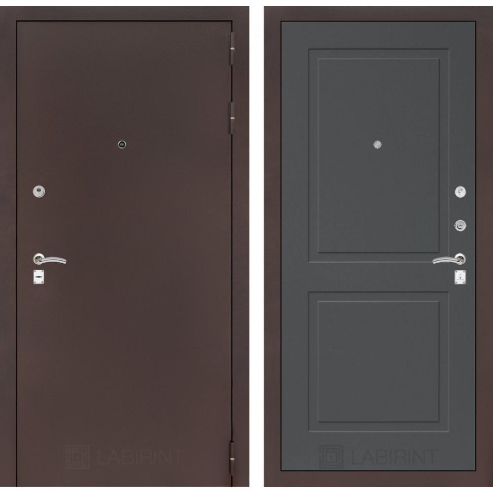 Входная металлическая дверь Дорс 49