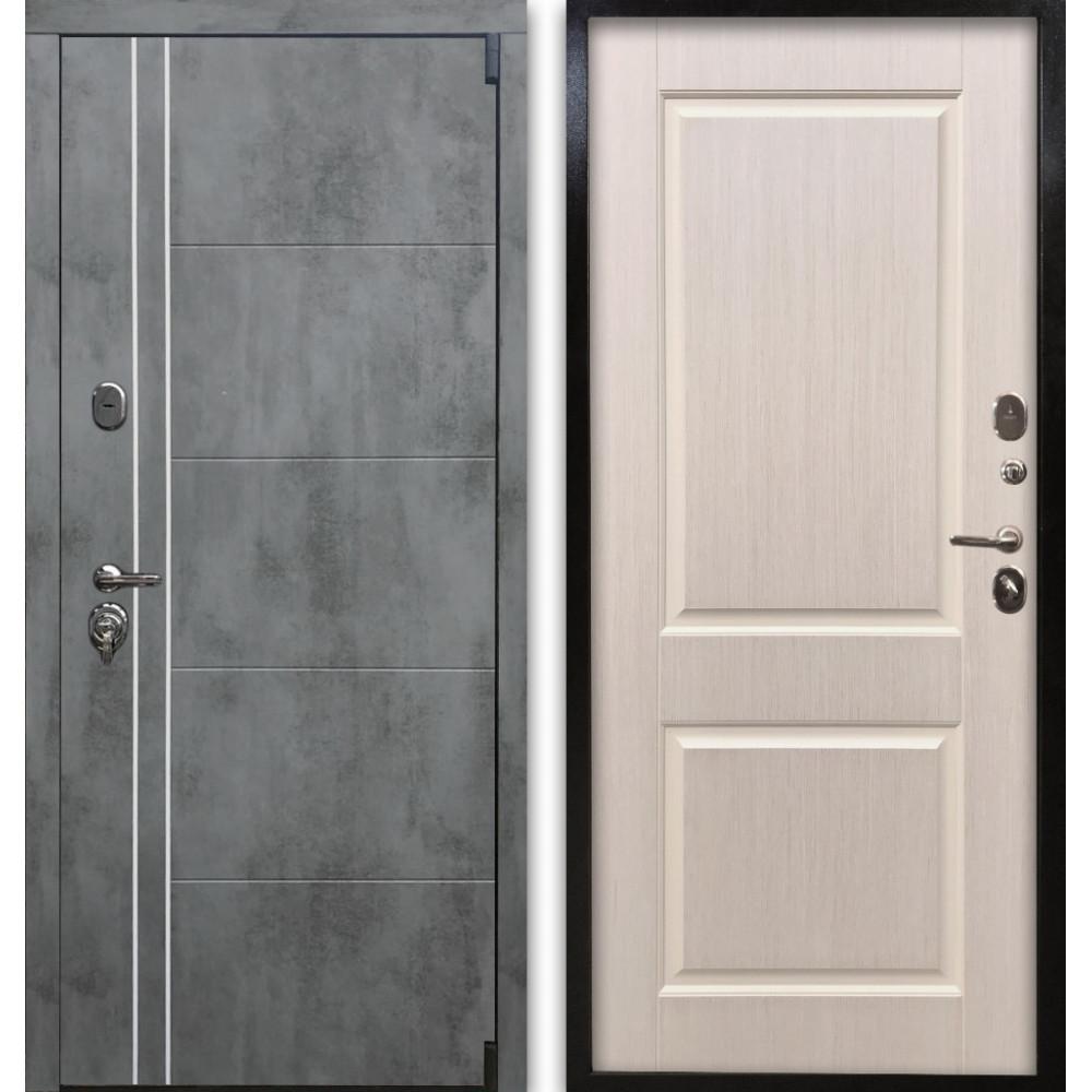 Входная металлическая дверь Люкс 194