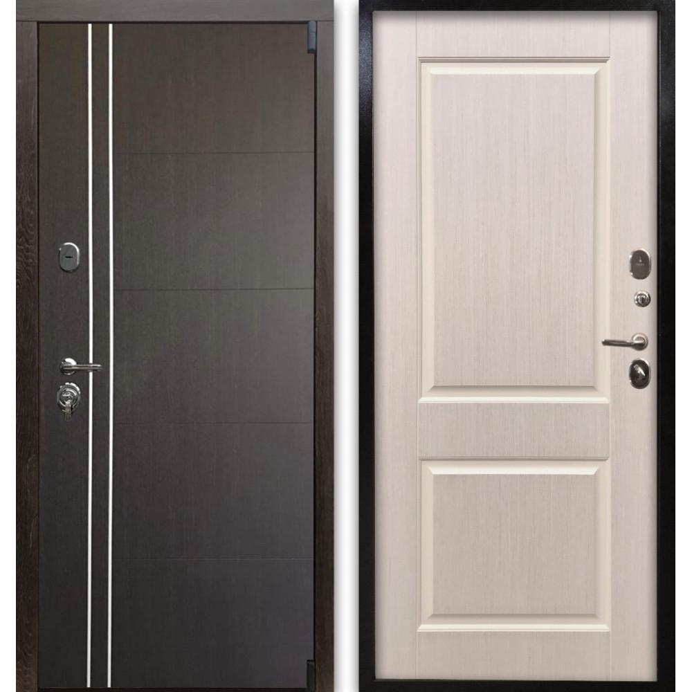 Входная металлическая дверь Люкс 196