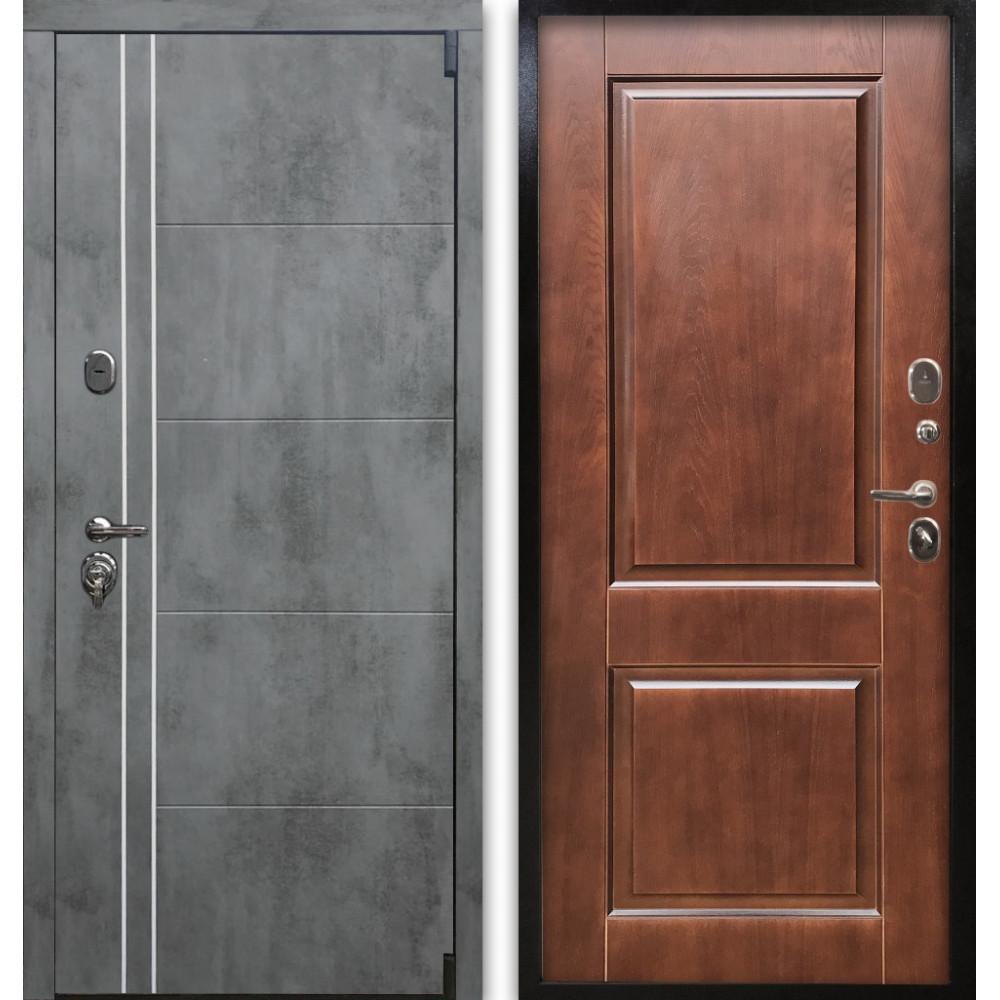 Входная металлическая дверь Люкс 198
