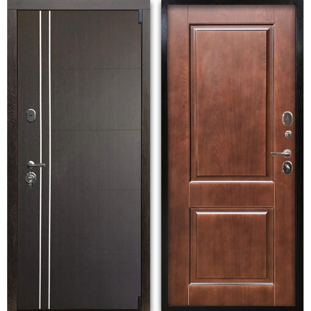 Входная металлическая дверь Люкс 200