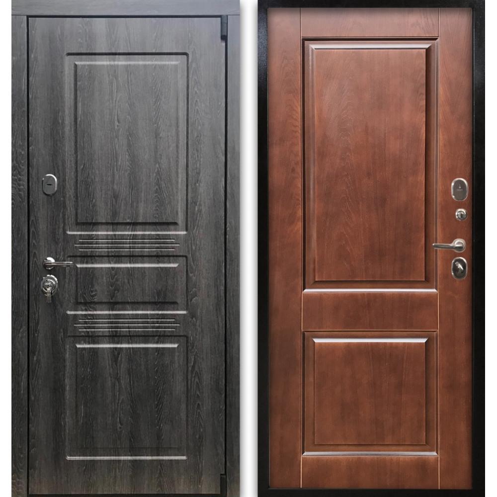 Входная металлическая дверь Люкс 201