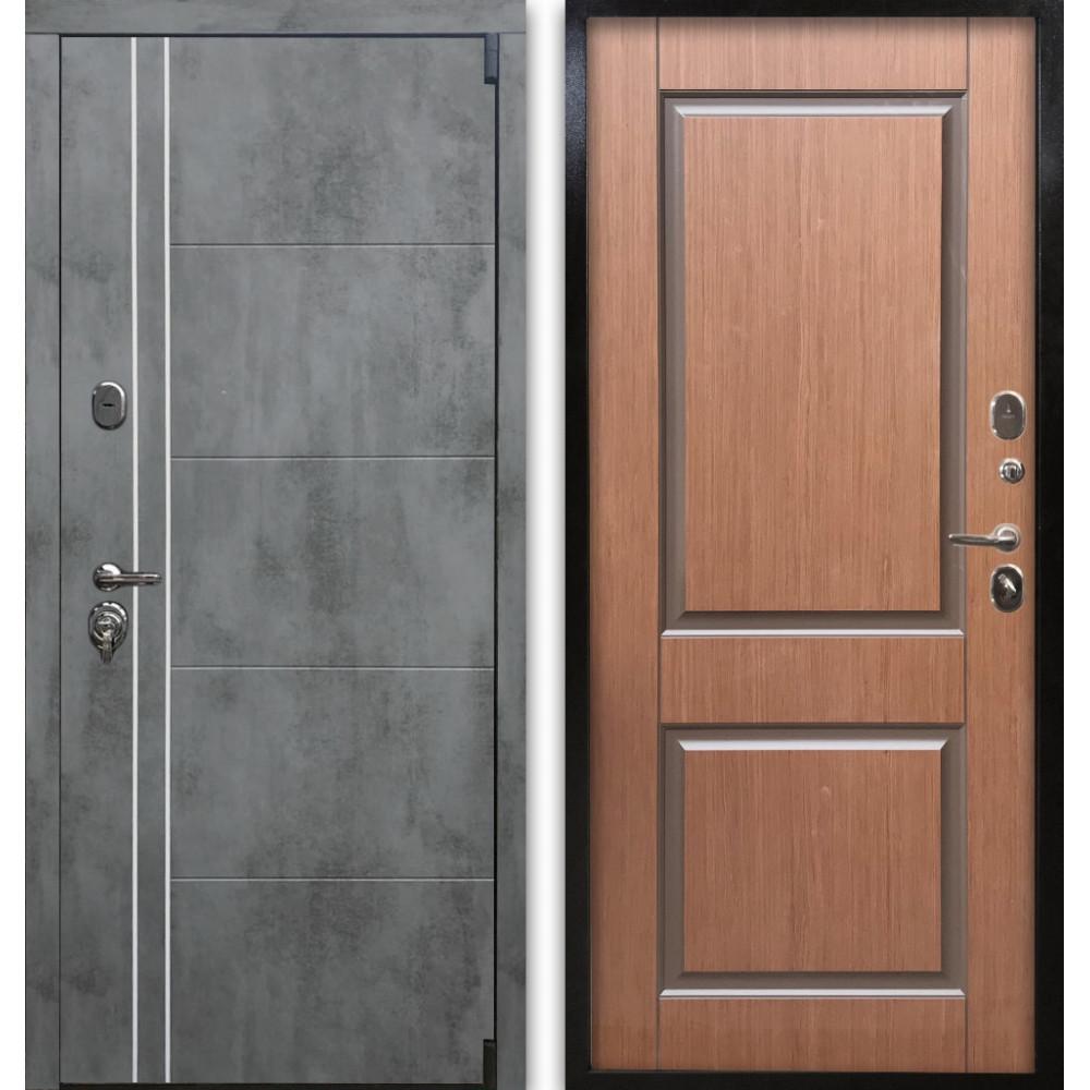 Входная металлическая дверь Люкс 202