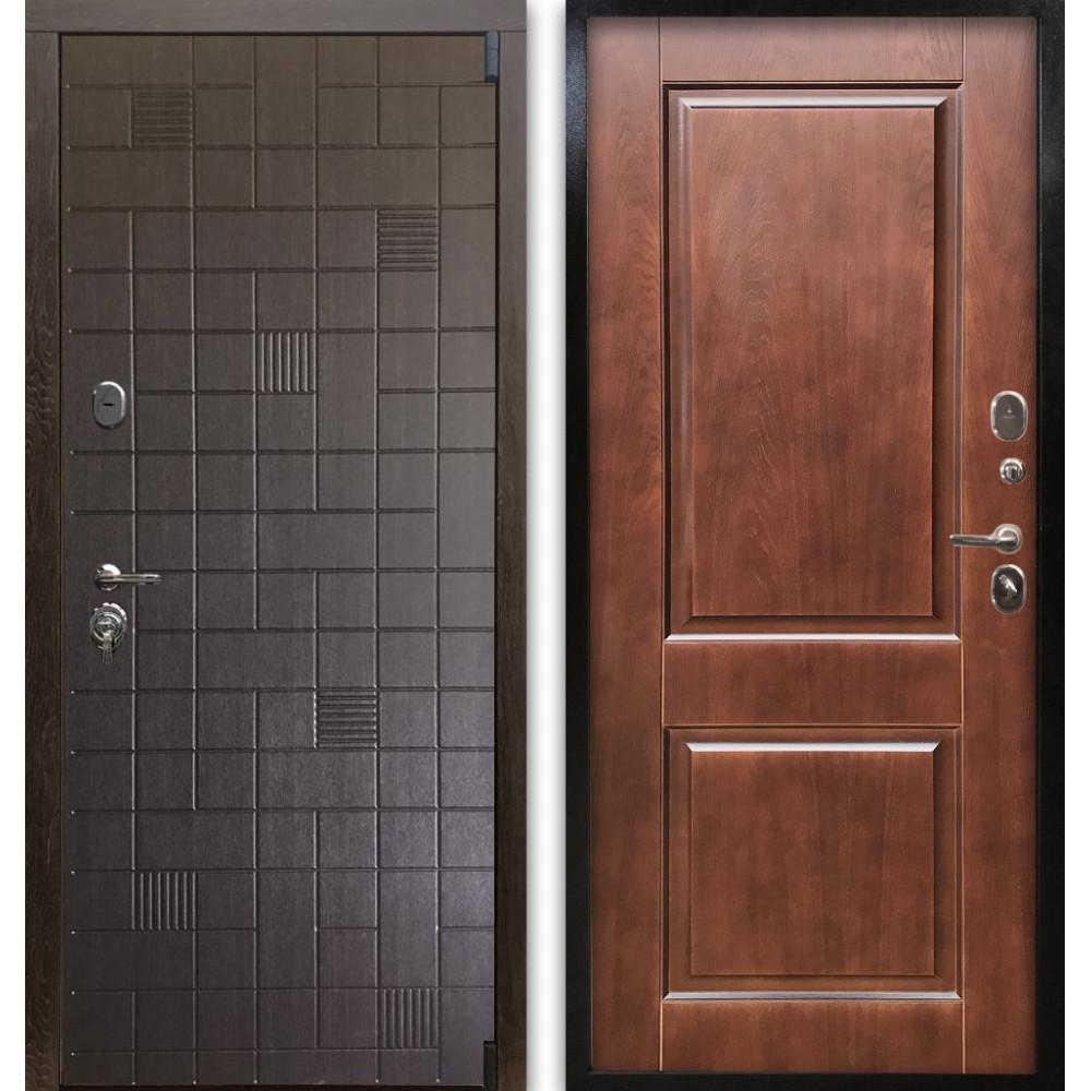 Входная металлическая дверь Люкс 203