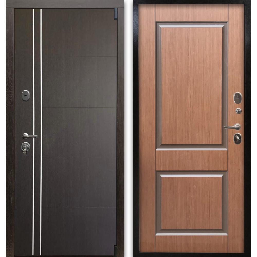 Входная металлическая дверь Люкс 204