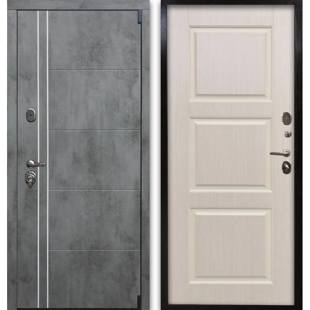 Входная металлическая дверь Люкс 206