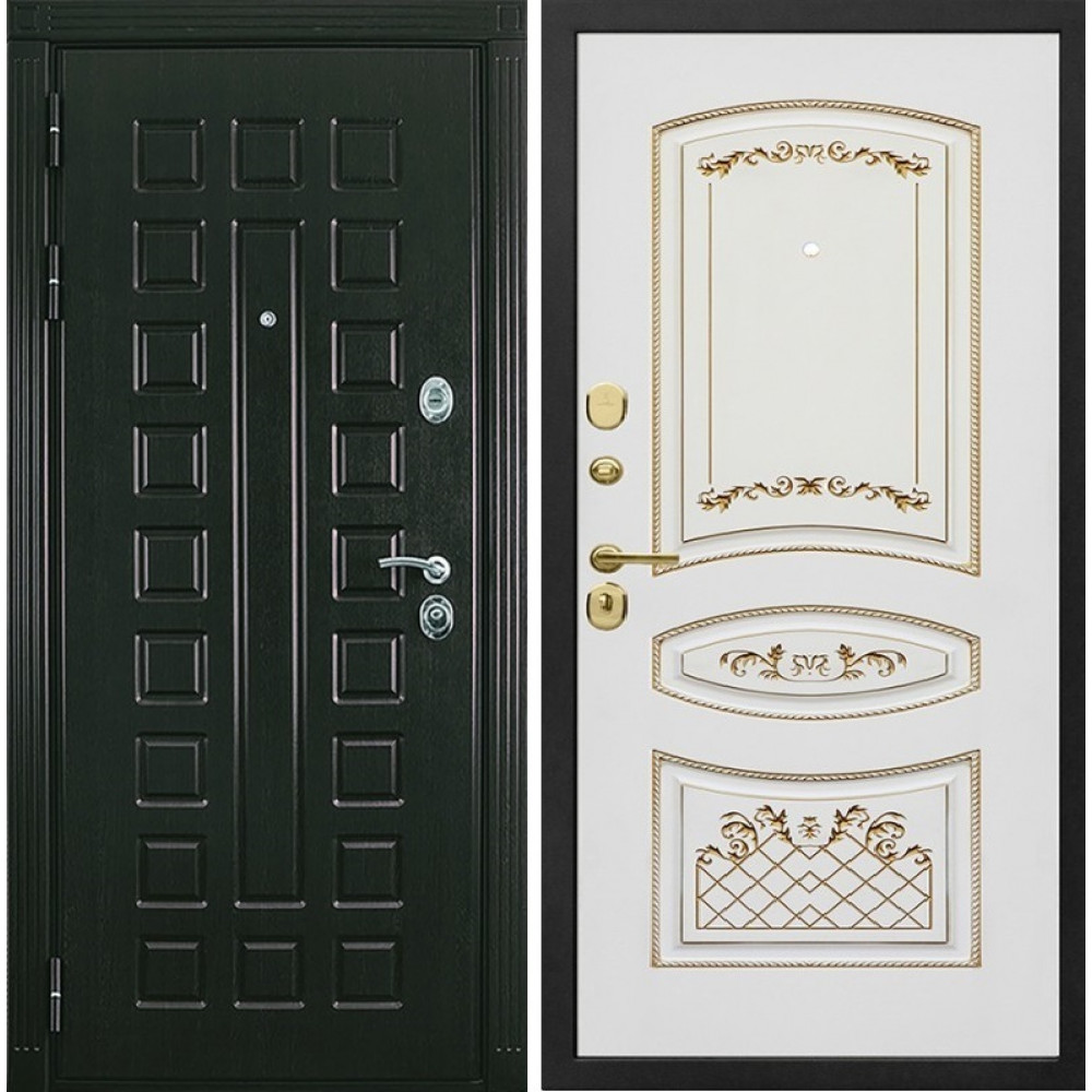 Входная металлическая дверь Мега 47