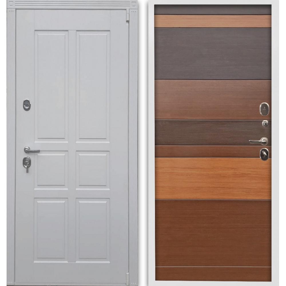Входная металлическая дверь Люкс 218