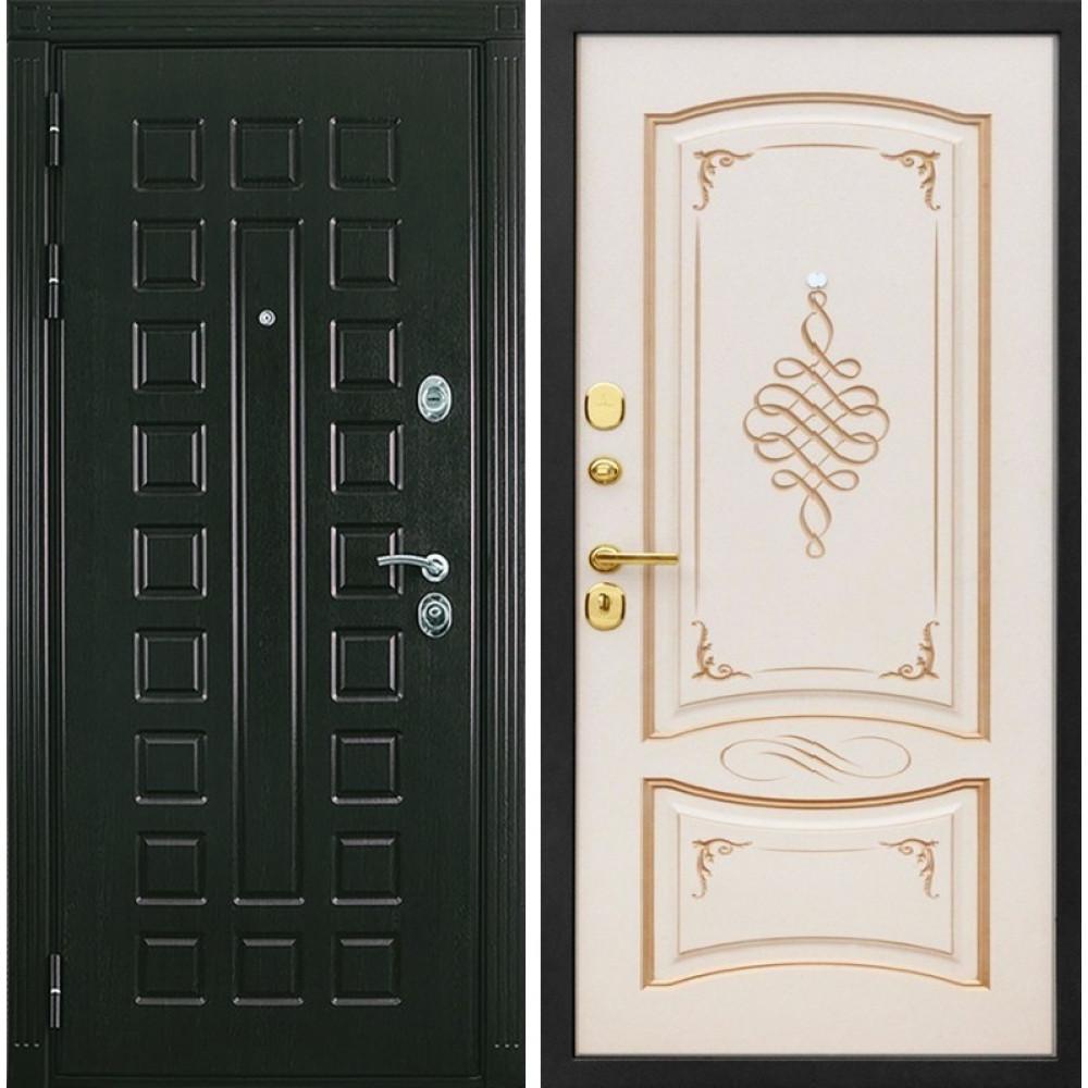 Входная металлическая дверь Мега 48