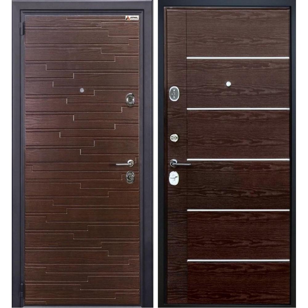 Входная металлическая дверь Арма 10