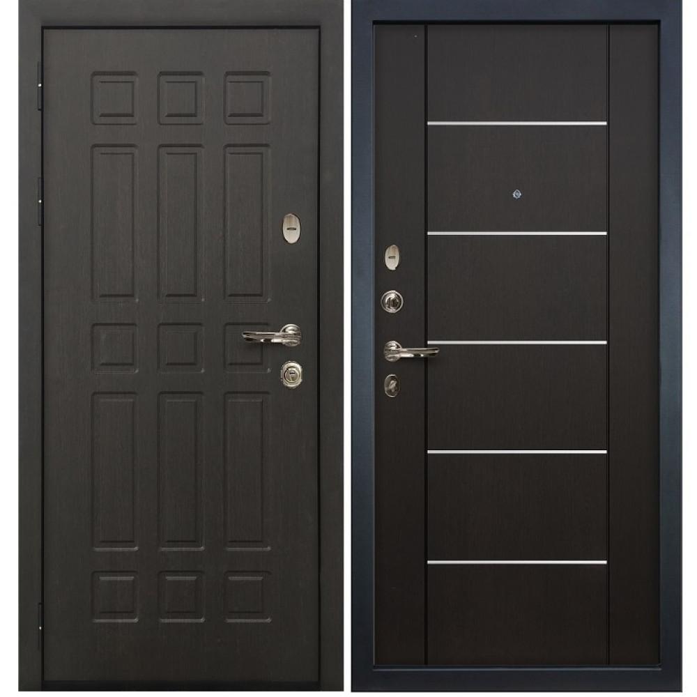 Входная металлическая дверь Лофт 169