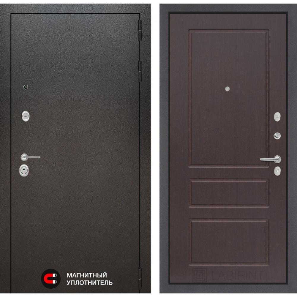 Входная металлическая дверь Дорс 123