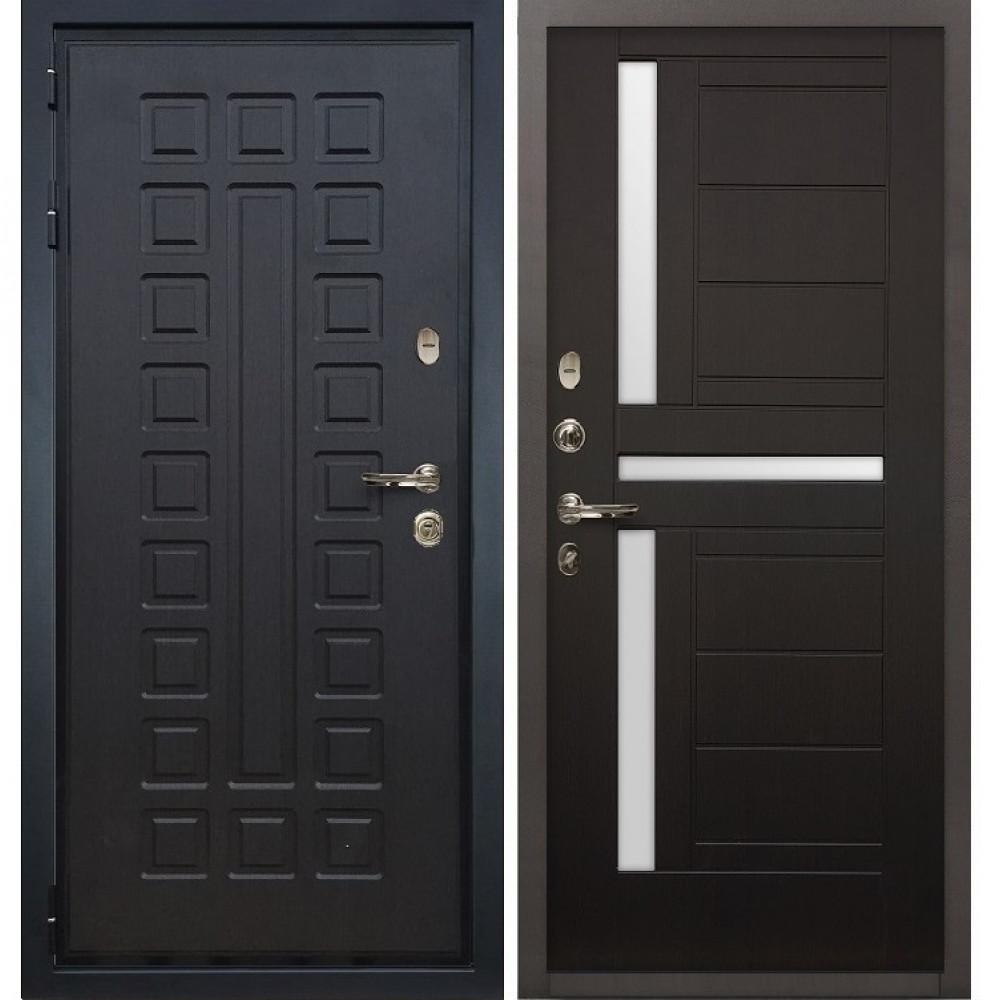 Входная металлическая дверь Лофт 196