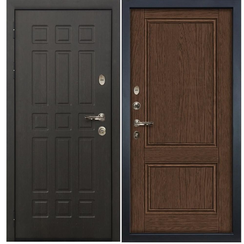 Входная металлическая дверь Лофт 202