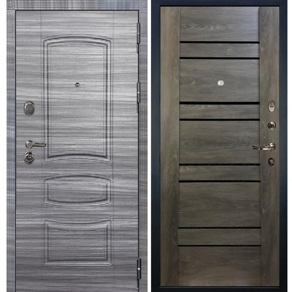 Входная металлическая дверь Лофт 203
