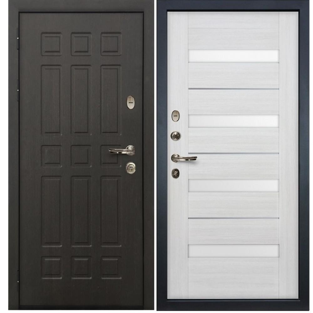 Входная металлическая дверь Лофт 204