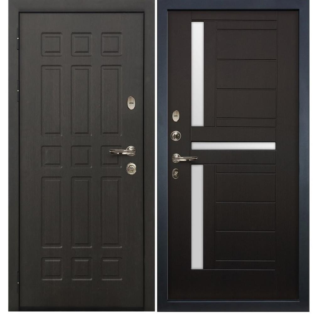 Входная металлическая дверь Лофт 205