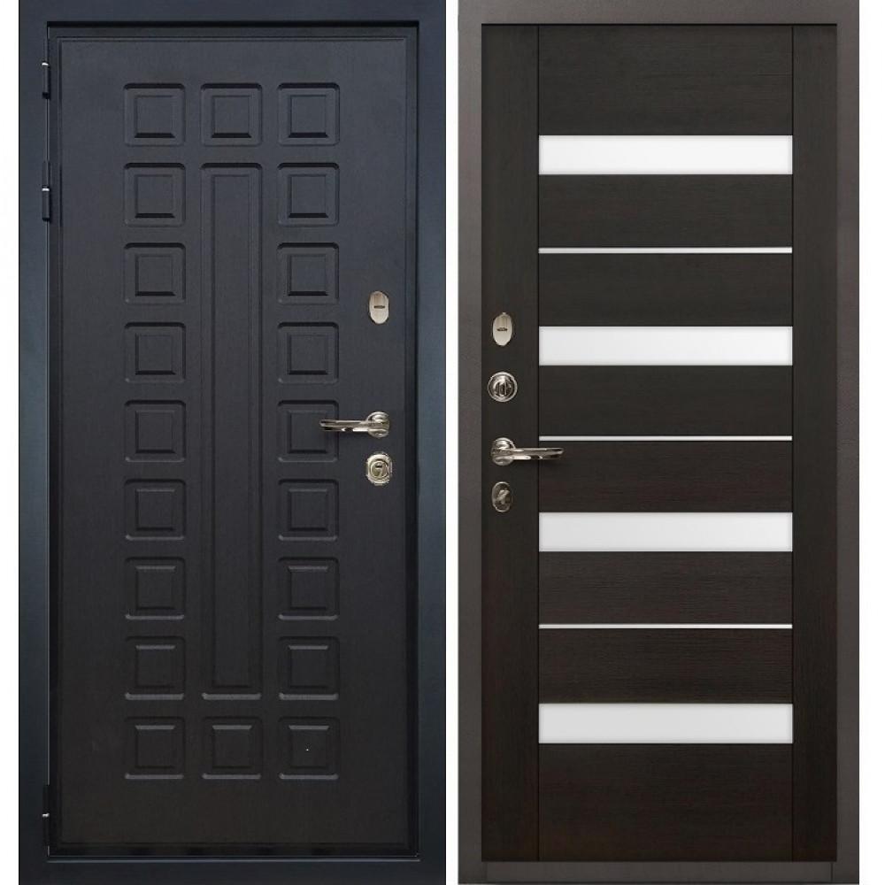 Входная металлическая дверь Лофт 208