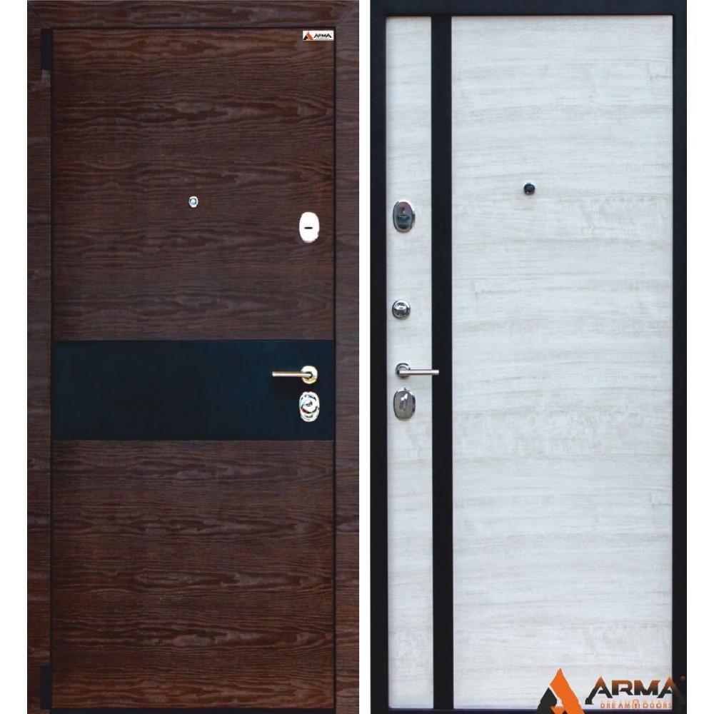 Входная металлическая дверь Арма 11