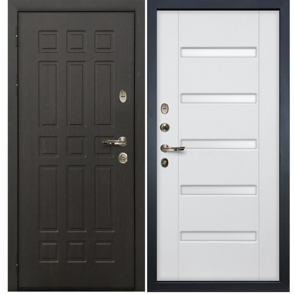 Входная металлическая дверь Лофт 246