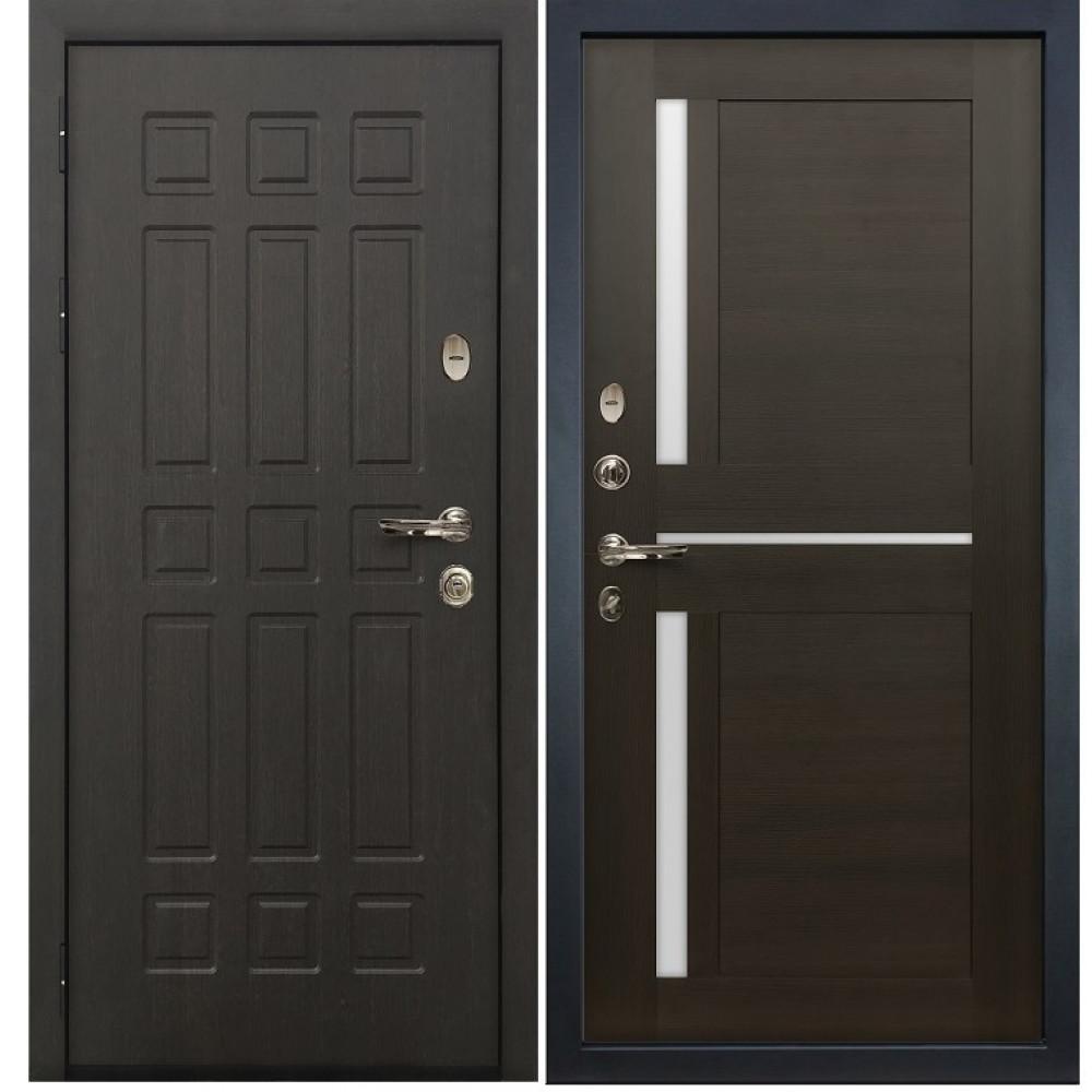 Входная металлическая дверь Лофт 249