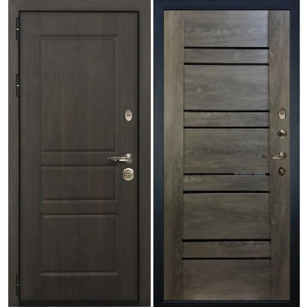Входная металлическая дверь Лофт 266