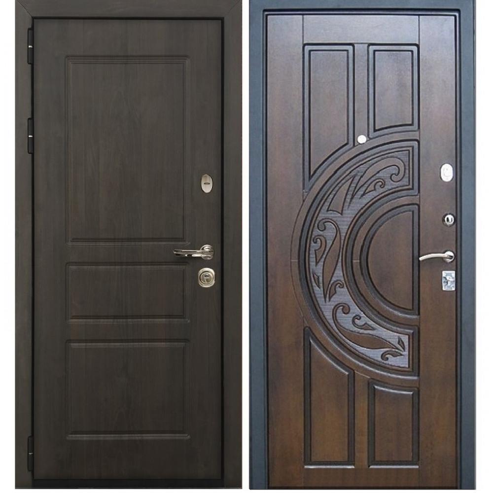 Входная металлическая дверь Лофт 271