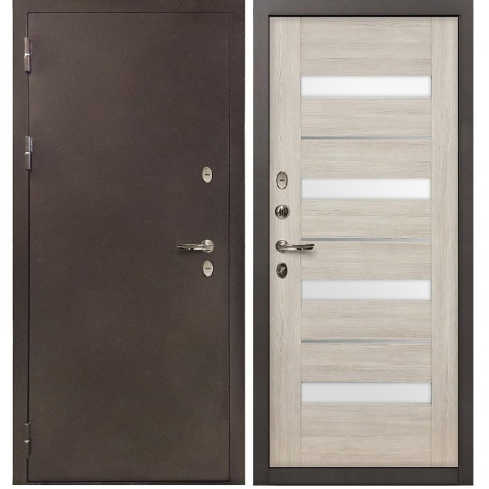 Входная металлическая дверь Лофт 277