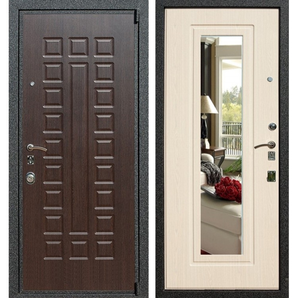 Входная металлическая дверь Лофт 280