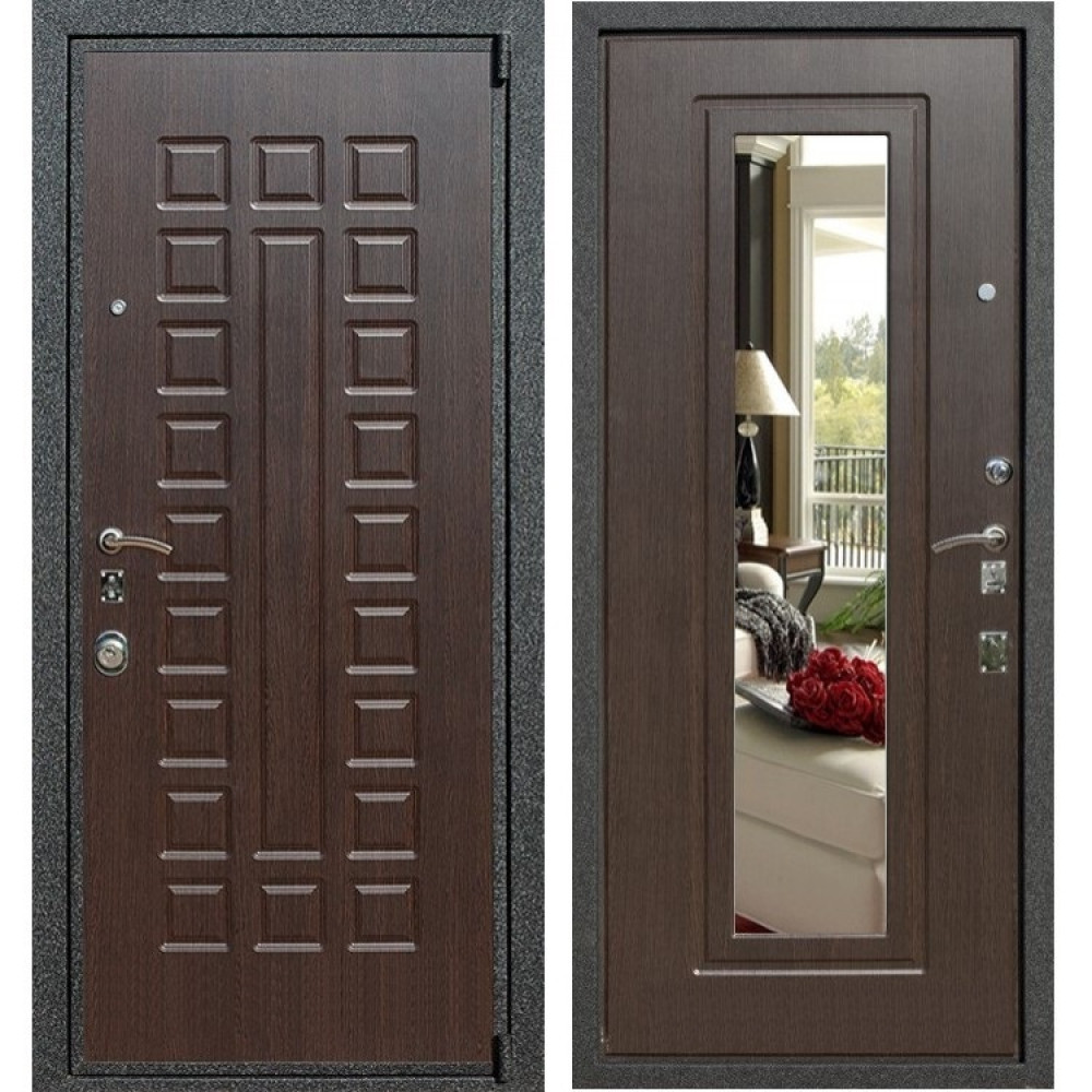 Входная металлическая дверь Лофт 281