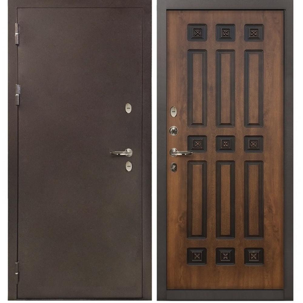Входная металлическая дверь Лофт 283