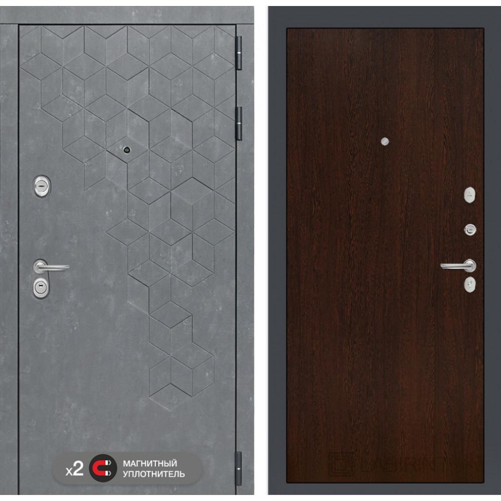 Входная металлическая дверь Дорс 158