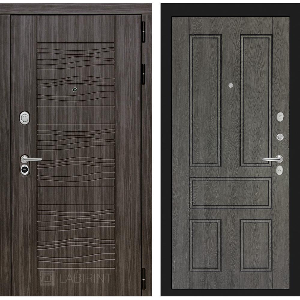 Входная металлическая дверь Дорс 190