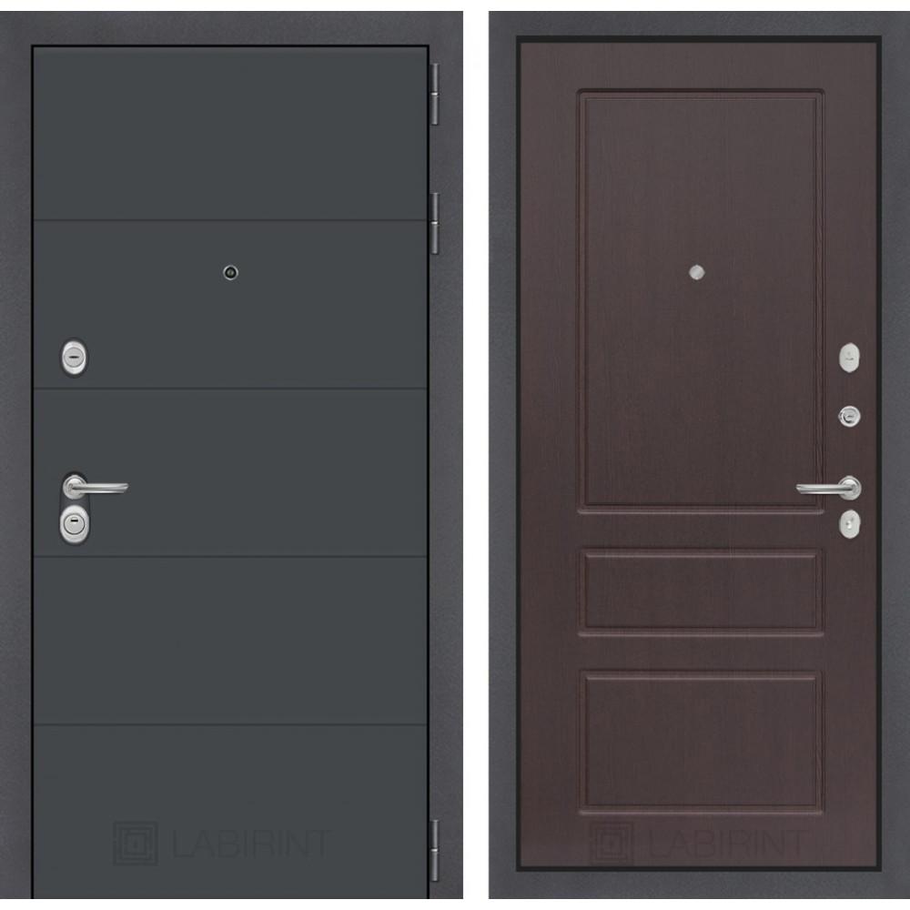 Входная металлическая дверь Дорс 201