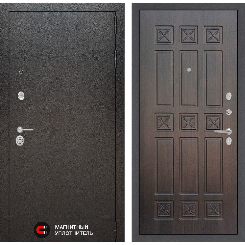 Входная металлическая дверь Дорс 206