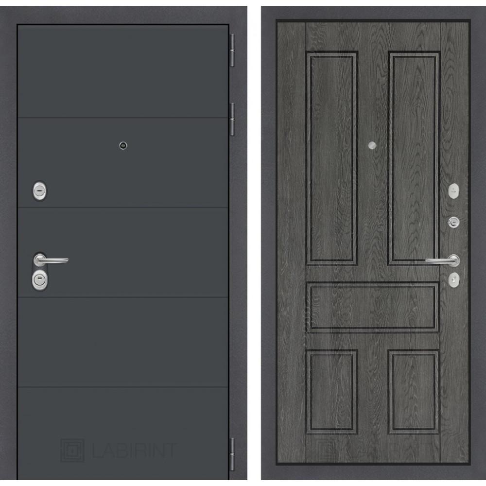 Входная металлическая дверь Дорс 229