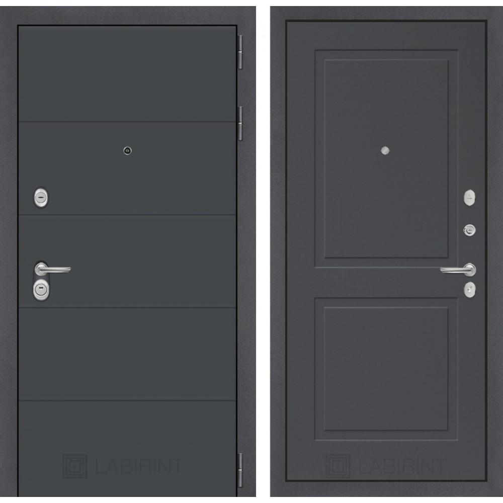 Входная металлическая дверь Дорс 242