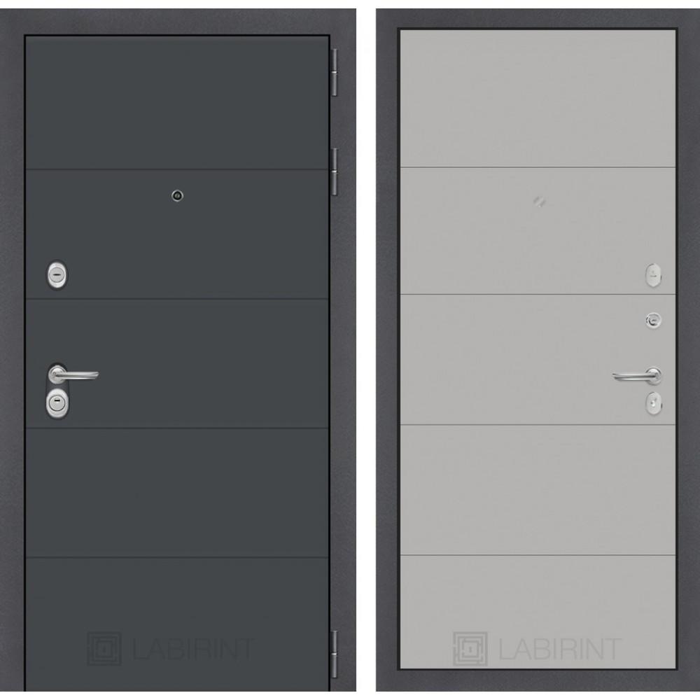 Входная металлическая дверь Дорс 256