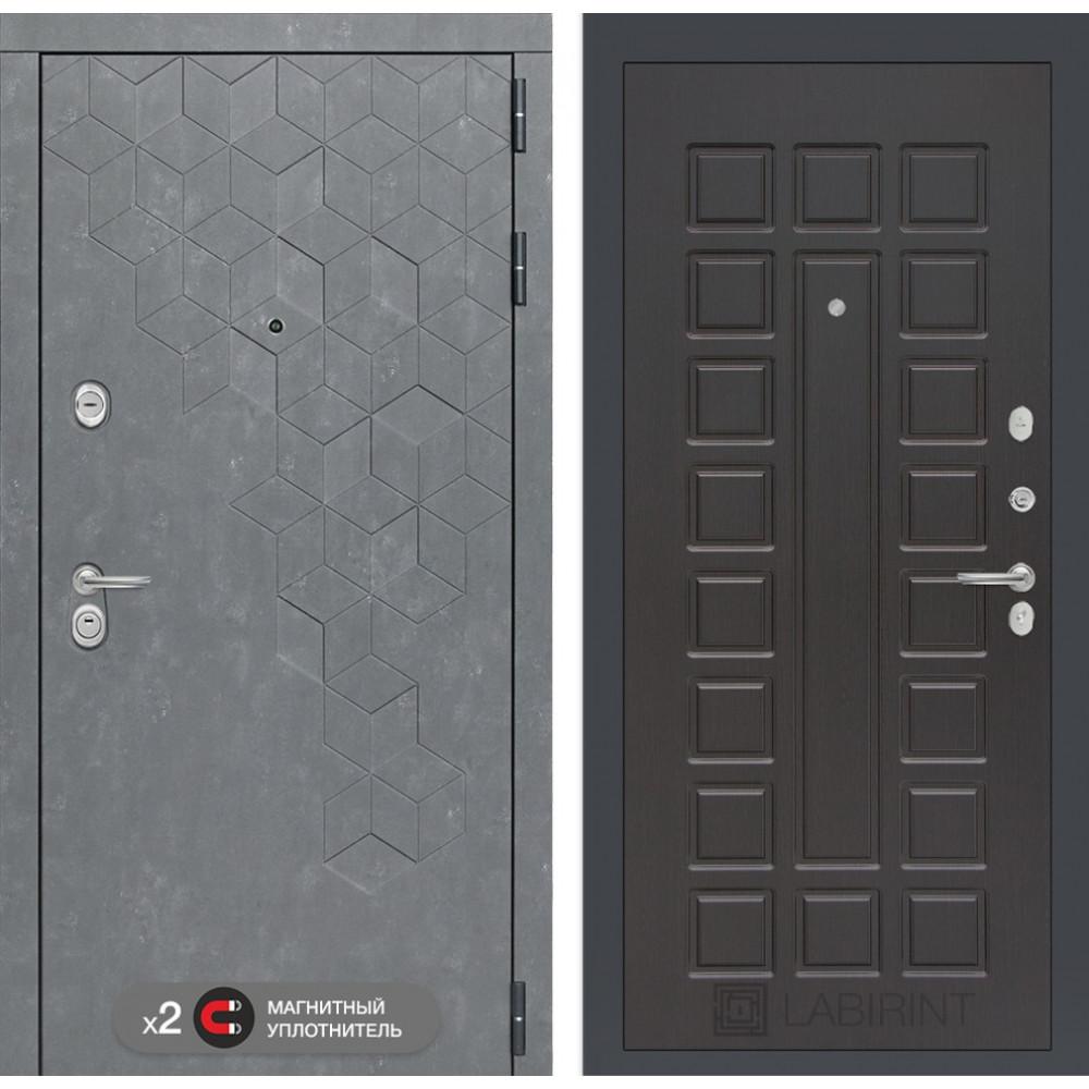 Входная металлическая дверь Дорс 287