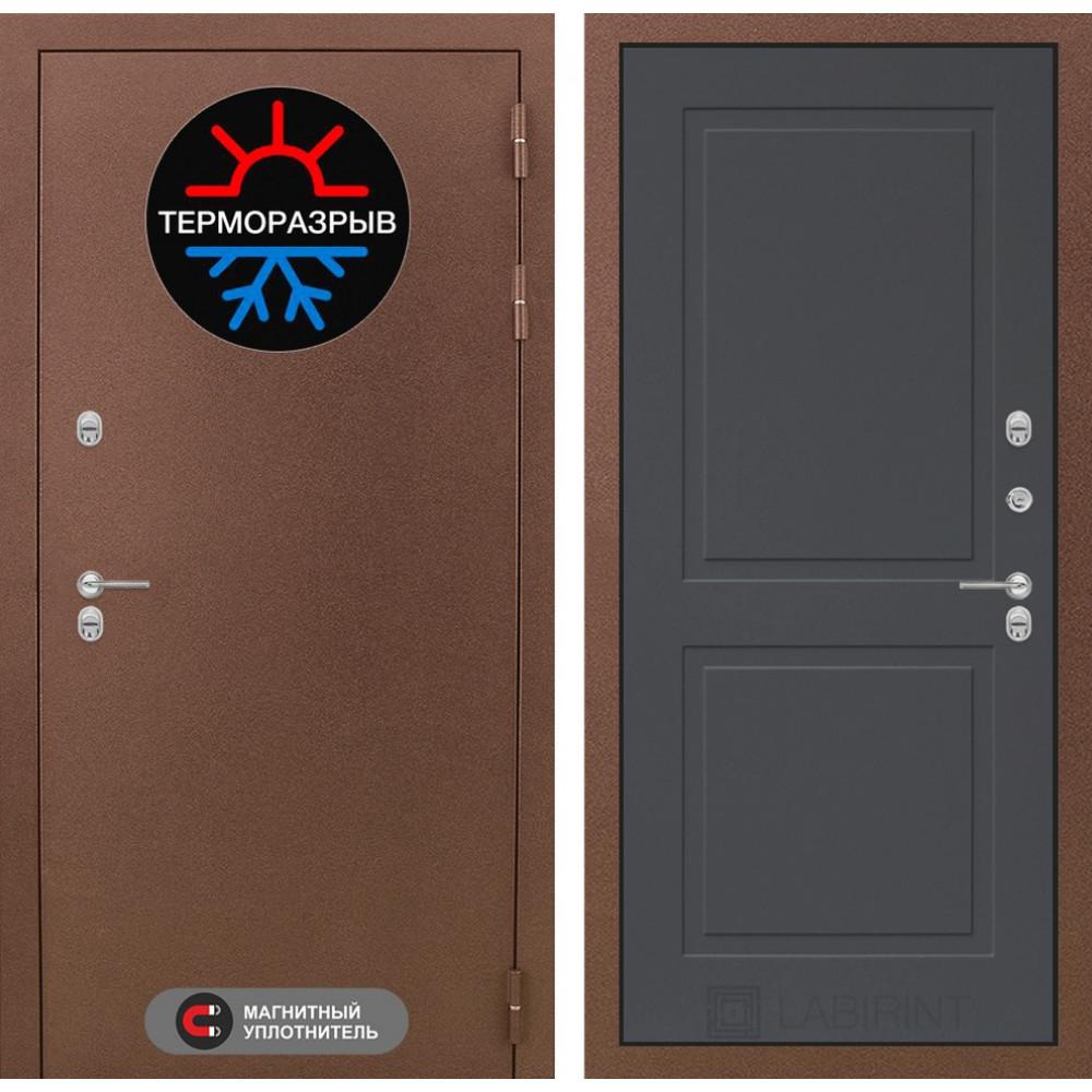 Входная металлическая дверь Дорс 299
