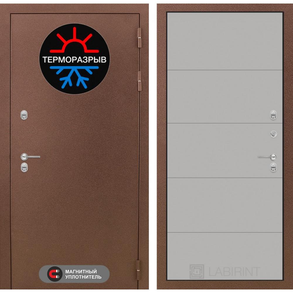 Входная металлическая дверь Дорс 303