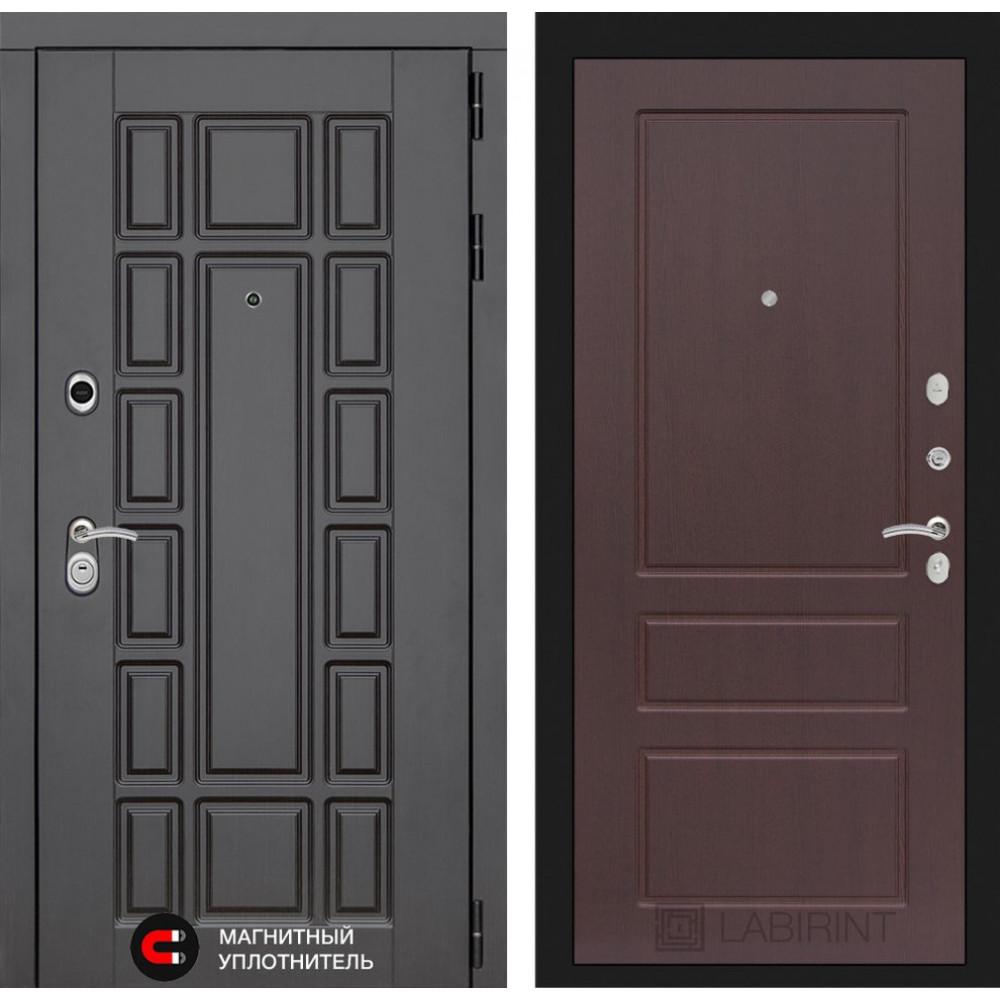 Входная металлическая дверь Дорс 306