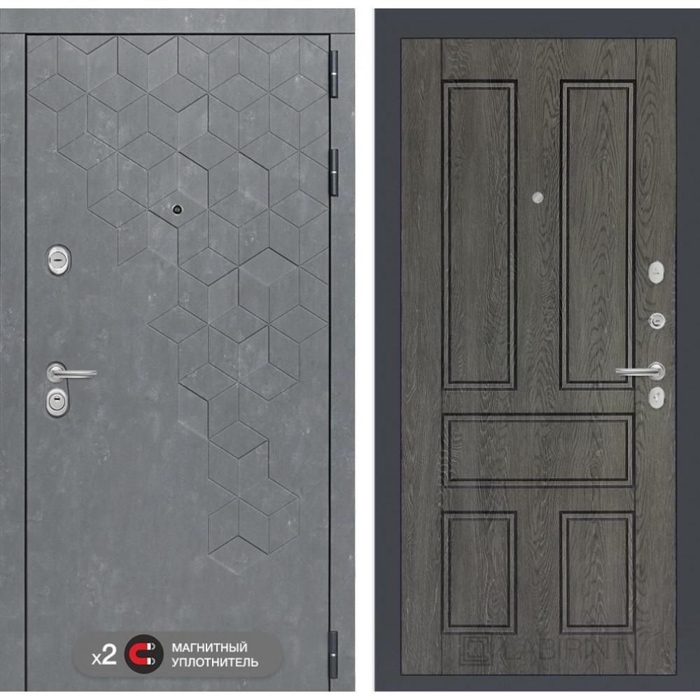 Входная металлическая дверь Дорс 322