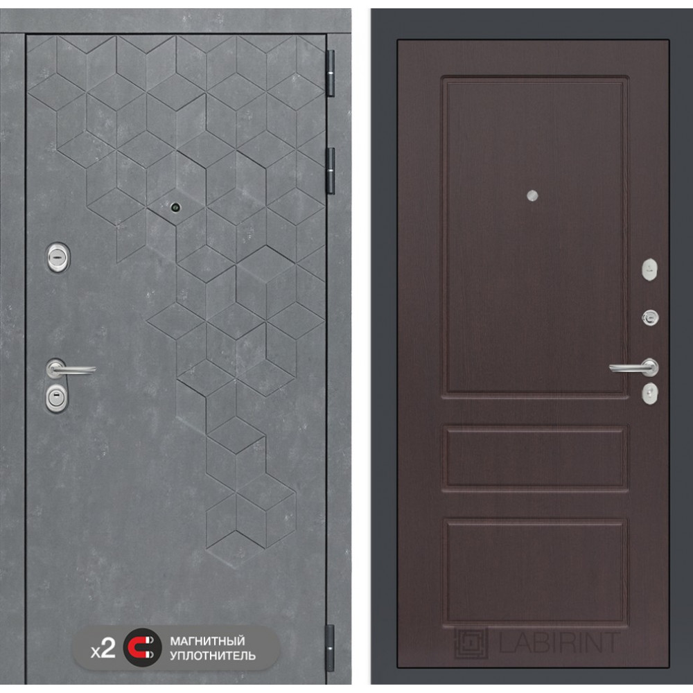 Входная металлическая дверь Дорс 346
