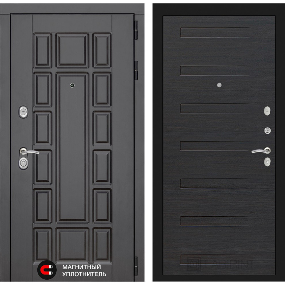 Входная металлическая дверь Дорс 434