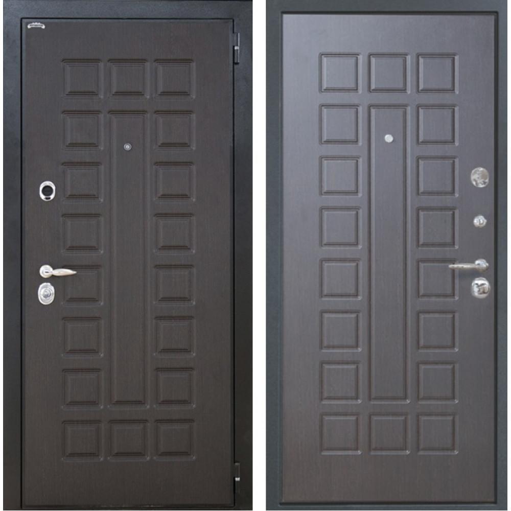 Входная металлическая дверь Интекрон 4