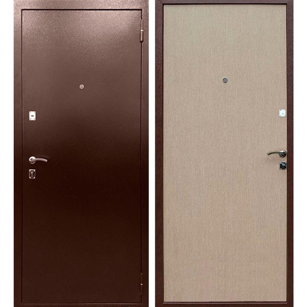 Входная металлическая дверь Классика 1
